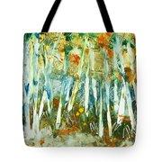 Aspen Fall Time Tote Bag