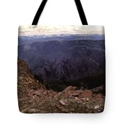 Aspen Highlands Tote Bag