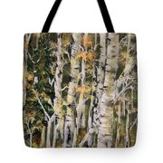 Aspen Hollow Tote Bag