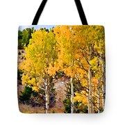 Aspen Meadows II Tote Bag