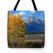 Aspen Peaks Tote Bag