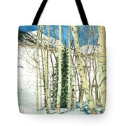 Aspen Shelter Tote Bag