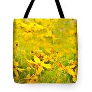 Aspen Sunflower Tote Bag