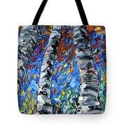 Aspen Up Tote Bag