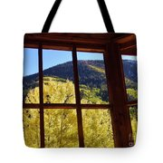 Aspen Window 2 Tote Bag