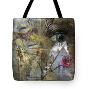 Asperger's Tote Bag