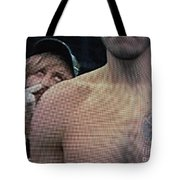 Ass Seen On Tv Tote Bag