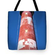 Assateague Lighthouse 2 Tote Bag