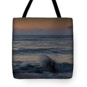 Assateague Waves Tote Bag