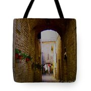 Assisi Walkway Tote Bag