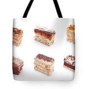 Assorted Cake Tote Bag