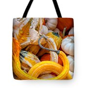 Assorted Gourds Tote Bag