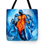 Assumption  Advocata Nostra Tote Bag