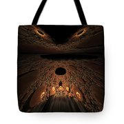 Asteroid Rendezvous  Tote Bag