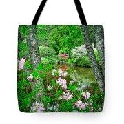 Asticou Azalea Garden Tote Bag