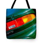 Aston Martin Db7 Taillight Tote Bag