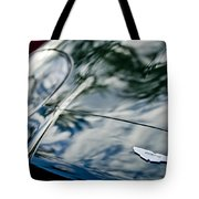 Aston Martin Hood Emblem 4 Tote Bag