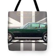 Aston Martin V8 Vantage Tote Bag