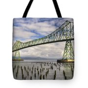 Astoria Bridge Tote Bag