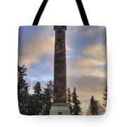 Astoria Column Tote Bag