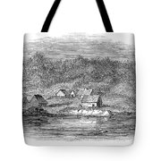 Astoria, Oregon Tote Bag