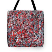Astral Gate 2001 Tote Bag