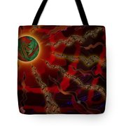 Astral Rays Tote Bag
