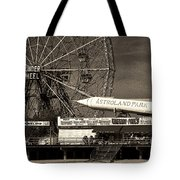 Astroland Park Tote Bag by Jeff Breiman