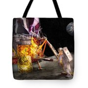 Astronaut - One Small Step Tote Bag