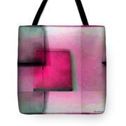 Asymmetrical Symmetry Tote Bag