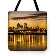 At Dawn Tote Bag