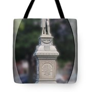 At Ease Soldier Tote Bag