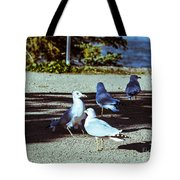 At Flight-1 Tote Bag