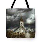At Heaven's Door  Tote Bag
