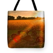 At One Time Tote Bag