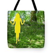 At One With Nature Tote Bag