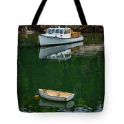 At Rest In The Cove Tote Bag
