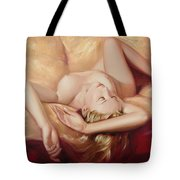 At Rest Tote Bag by Sergey Ignatenko