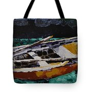 At Rest Tote Bag by Vickie Warner