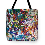 at the age of three years Avraham Avinu recognized his Creator Tote Bag