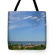 At The Beach 2 Tote Bag
