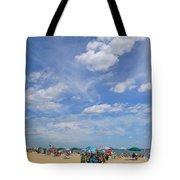 At The Beach 3 Tote Bag