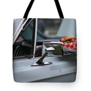 At The Carhop Tote Bag