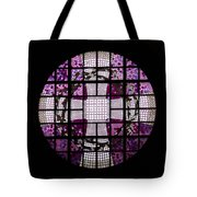 At The Cathedral Of Tampere Tote Bag