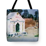 At The Crypt Tote Bag