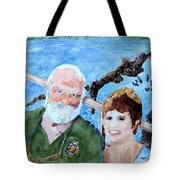 At The Dock Of The Bay Tote Bag