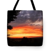 At The End Of The Day ... Tote Bag