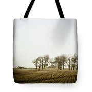 At The Farm Tote Bag