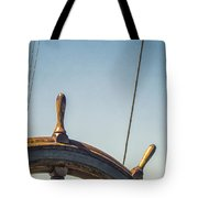 At The Helm Tote Bag