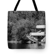 At The Lake-35 Tote Bag